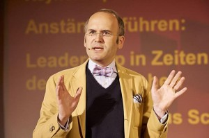 Klaus Schweinsberg Badener-Tourismusgespräche