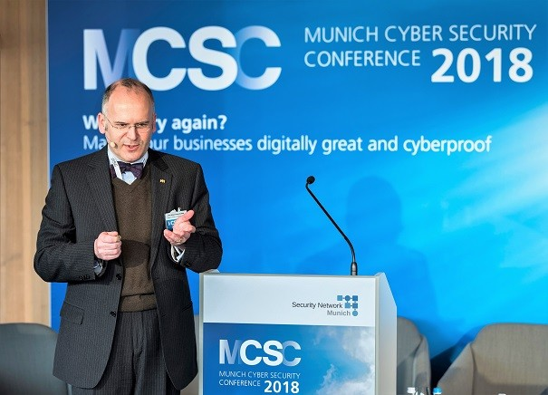 Munich Cyber Security Conference 2018