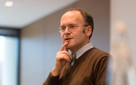 Professor Dr. Klaus Schweinsberg
